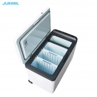 Buy cheap Trolley Type 30L Cooling Freezing Car Mounted Freezer product