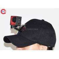 Buy cheap Go pro Accessories Adjustable Canvas Sun Hat Cap for Hero 5 4 3 SJCAM SJ7 SJ6 M20 Eken H9 H9R H8 Pro Yi 4K Sport Action from wholesalers
