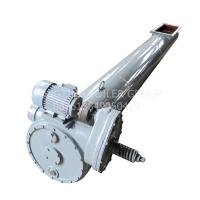 Buy cheap Spiral Screw Scraper Chain Conveyor 350 Kgs/H Capacity For Coal Heating Boiler from wholesalers