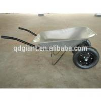 Buy cheap two wheel wheelbarrow used for construction from wholesalers