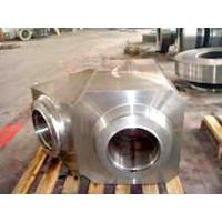 Buy cheap High Chromium Special Steel Forgings For Power Station , Heat Treatment Forged Valves from wholesalers