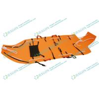 Buy cheap Waterproof PE multifunctional emergency Ambulance rescue stretcher with bag from wholesalers