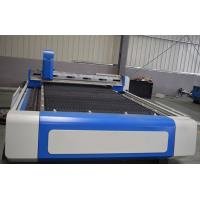 Buy cheap Cypcut Controller Fixed Table Laser Cutting Equipment , IPG Maxphotonics Cnc Metal Laser Cutter from wholesalers