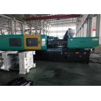 Buy cheap 300T Screw Type Clamping System Injection Molding Machine V Shaped Stainless Steel Hopper from wholesalers
