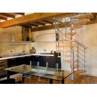 Buy cheap Solid Wood Spiral Staircase from wholesalers