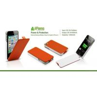 Buy cheap Hot Selling Leather Cover For Iphone 4 from wholesalers