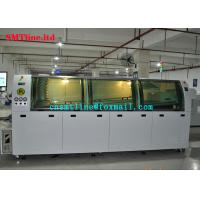 Buy cheap Medium Size Automatic SMT Wave Soldering Machine 900KG Weight Labor Saving from wholesalers