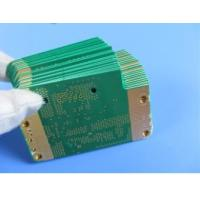Buy cheap 20mil RO4350B Metal Clad Pcb 10 Layers RT6002 RT6006 FR-4 TG170 With Immersion Gold from wholesalers