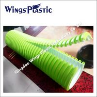 Buy cheap HDPE DWC Corrugated Pipe Extrusion Machine Manufacturer In China from wholesalers