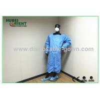 Buy cheap Non Textile Disposable Medical Protective Clothing Anti Apray from wholesalers