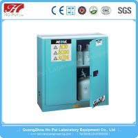 Buy cheap Steel Flammable Storage Cabinet , Barrel Type Chemical Storage Cabinets from wholesalers