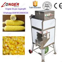 Buy cheap Automatic High Quality Fresh Corn Shelling Machine for Sale from wholesalers