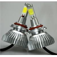 Buy cheap Original Halogen Car LED Headlight Bulbs 4000lm Lumens 12 Months Warranty from wholesalers