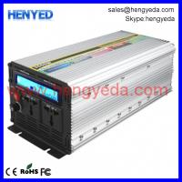 Buy cheap CE approved single phase dc ac Inverters & Converters solar power inverter solar 3kw inverter from wholesalers