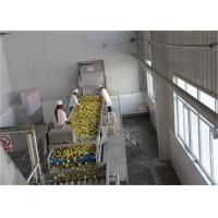 Buy cheap Aseptic Bag Package Concentrate Orange Fruit Juice Processing Line from wholesalers