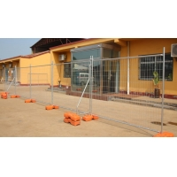 Buy cheap 4mm 2.1x2.4 Galvanised Temporary Construction Fence from wholesalers