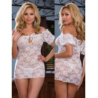 Buy cheap Lace Sexy Fashionable Gorgeous Sheer Eco Friendly Knot ODM Personalised Bridal Underwear from wholesalers
