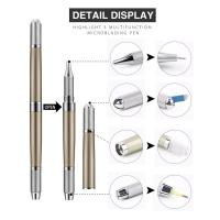Buy cheap Manual Microblading Tools , Microblading Crystal Hair Stroke Eyebrow Tattoo Pen from wholesalers