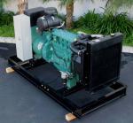 Buy cheap 240KW Single Bearing Volvo Diesel Generator , TAD940GE from wholesalers