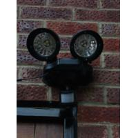 Buy cheap 100W off grid solar powered street Security lights with Fiber composite plastics from wholesalers