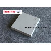 Buy cheap Corrosion / Heat Resistance Epoxy Resin Worktop Technical Date Matte Polishing from wholesalers