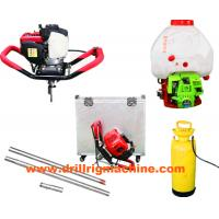 Buy cheap Backpack Core Drill , Environmental Geotechnical Backpack Concrete Vibrators from wholesalers