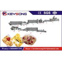 Buy cheap Food Grade Breakfast Cereal Making Machine Food Extruder High Efficiency from wholesalers