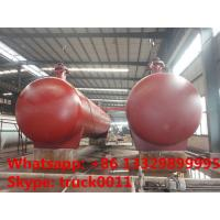 Buy cheap China famous leading buried lpg tanker for sale, factory direct sale best price underground propane gas storage tank from wholesalers