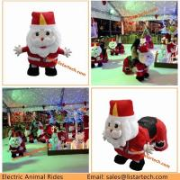 Buy cheap Amusement Park Battery Motorized Animal Scooter, Kids Scooters for Christmas Theme Park from wholesalers