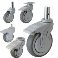 Buy cheap medical devices caster wheel,hospital bed caster from wholesalers