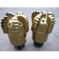 Buy cheap 5 Blades PDC Drill Bit For Limestone Shale Water Well / Gas Oil Well Drilling from wholesalers