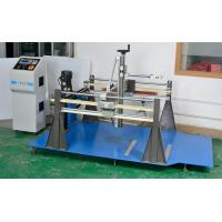 Buy cheap Pedestal Base Furniture Testing Machines , Chairs Caster Durability Testing Equipment from wholesalers