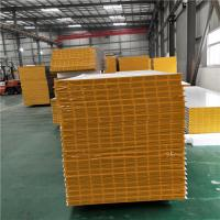 Buy cheap green environmental 50mm mgo sandwich panel use for the container house from wholesalers