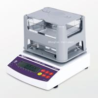 Buy cheap Precision Solid Density Meter Instrument / Density Testing Apparatus For Rock And Mineral product