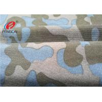 Buy cheap Military Camouflage Uniform Printing Polyester Spandex Fabric For Making T - Shirts from wholesalers