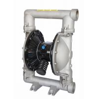 Buy cheap Aluminum Diaphragm Paint Pump Air Operated Double Diaphragm Pump  Powder Conveying from wholesalers