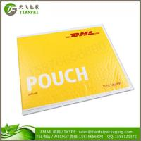 Buy cheap (FREE DESIGN) Custom design bubble envelope widely use waterproof yellow kraft bubble mailer envelope from wholesalers