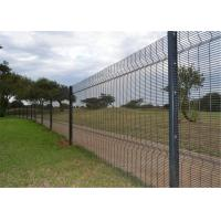 Buy cheap High Security Wire Fence ,Welding wire Mesh Anti Cut and Climb 358 high security wire fence from wholesalers