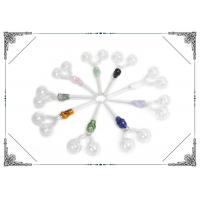 Buy cheap Skull Double - Head Oil Burning Pipe , Borosilicate Pyrex Glass Tubes from wholesalers