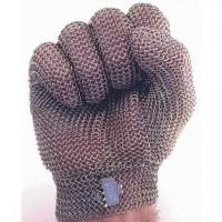 Buy cheap Durable Metal Mesh Gloves Press Stud Fastening Complete Protection For Hands from wholesalers