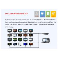 Buy cheap Quad Core 1.6Ghz  Zero Client Hardware GPU / vGPU Video Acceleration Technology from wholesalers