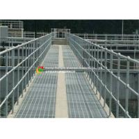 Buy cheap Walkway Compound Steel Grating Carbon Steel Strong Load - Bearing Capacity from wholesalers