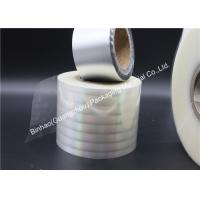Buy cheap Environmentally Friendly BOPP Packaging Film For Tissue Boxes / Chewing Gun from wholesalers