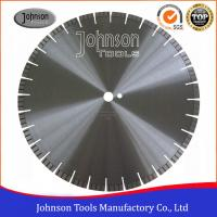 Buy cheap 450mm Diameter Silent Steel Diamond Stone Cutting Blades for Bluestone cutting from wholesalers