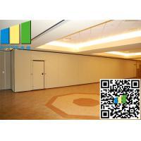 Restaurant Operable Wall Folding Partition Walls Interior Design