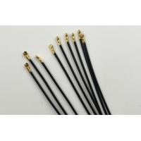 Buy cheap MHF5 I-PEX Cable  X.FL compatible RF Cable Assembly RF 0.81 cable 20567--001R-081 from wholesalers