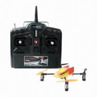 Buy cheap Quadcopter, adapts new 6-axis stable system, weighs 35g from wholesalers