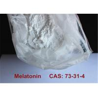 Buy cheap 99.5% Pure Melatonin Powder CAS 73-31-4 For Well Sleep And Whitening from wholesalers