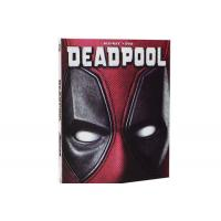 Buy cheap Deadpool Movie Blu-Ray DVD Action Adventure Comedy Series Blue Ray Movies DVD from wholesalers