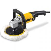 Buy cheap professional cost effective 180mm 1200w hand clean car electric polisher from wholesalers